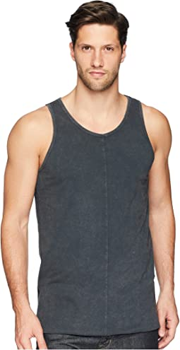 Summer Singlet with Deep Side Slit