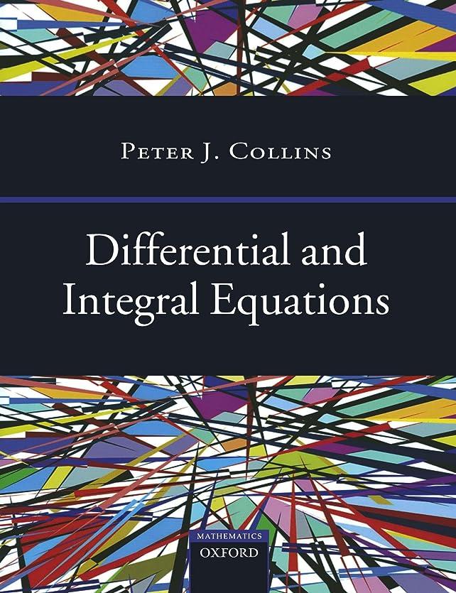 徒歩でミシン野心的Differential And Integral Equations (Oxford Handbooks)