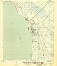 st joe bay fishing map