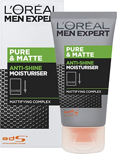 Men Expert Pure & Matte Anti-Shine Hydrating Gel 50ml/1.6oz