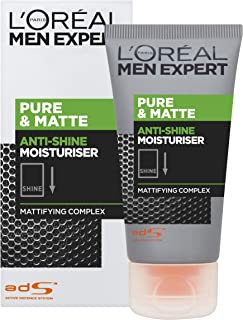 L'Oréal Men Expert Pure & Matte Gel Moisturiser, 50ml