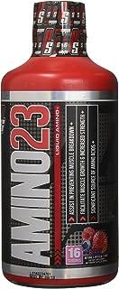Pro Supps XXIII liquid Amino Diet Supplement, Berry, 32 Fluid Ounce