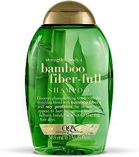 Shampoo Bamboo Fiber, Ogx, 385Ml
