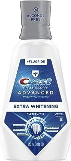 دهانشویه پیشرفته Crest Pro-Health ، بدون الکل ، سفیدکننده اضافی ، طعم نعناع انرژی بخش ، 946 میلی لیتر (32 اونس)