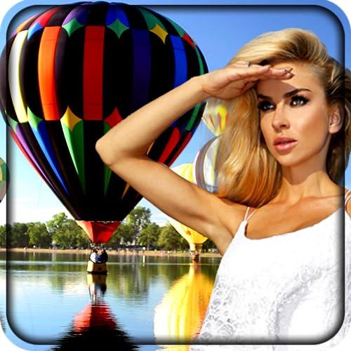 Ballon-Bilderrahmen