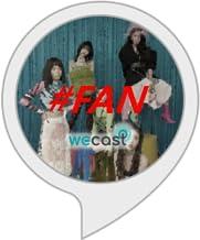 Red velvet fan cast