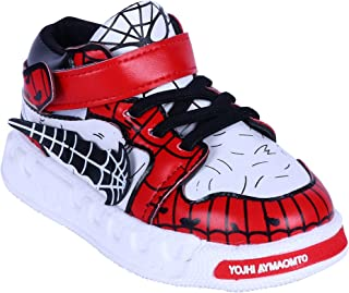 Walk Well Shoe Fashion Slipon Long Sneakers for Boys and Girls (21to30)