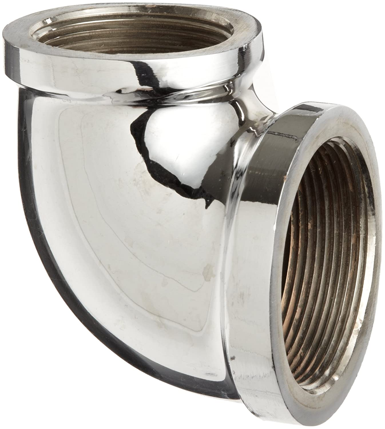 trend rank Chrome Plated Brass Pipe Fitting Sales results No. 1 90 Degree Elbow Reducing X 1