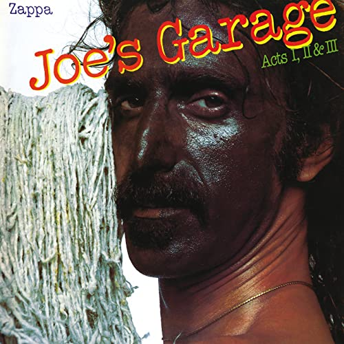 Joe's Garage Acts I, II & III Von Frank Zappa Bei Amazon