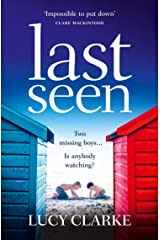 Last Seen: A gripping psychological thriller, full of secrets and twists (English Edition) Formato Kindle