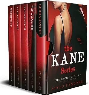 The Kane Series Boxset