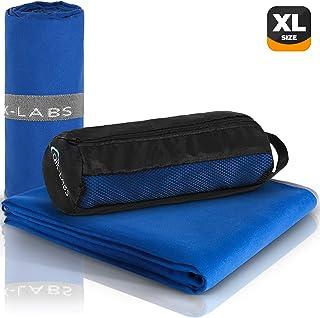 "Microfiber Beach Towel Quick Dry Beach Towel, 70x35"" XL Oversized Beach Towel, Large Sand free Beach Towel, Quick Dry Towels for Beach- Shower Towels Travel Beach Towel-Extra Soft Microfiber for Bath"