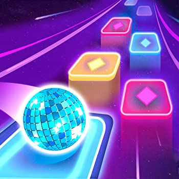 Tiles Beat  EDM Hop Dancing Marshmello Music Game