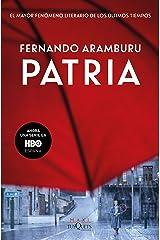Patria (Andanzas) (Spanish Edition) Format Kindle
