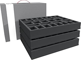 Feldherr Storage Box for Large Based Miniatures