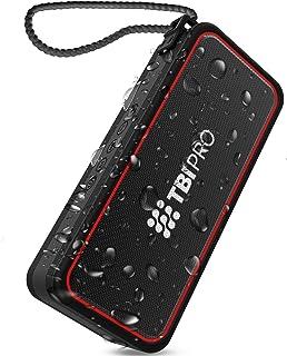 TBI Pro Powerful 20W Bluetooth Speaker - Model 2020 - IPX7 Waterproof - 24 Hours Battery - Portable Outdoor Deep Bass Wire...