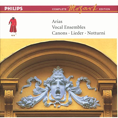 Mozart: Complete Edition Vol.12: Arias, Lieder etc