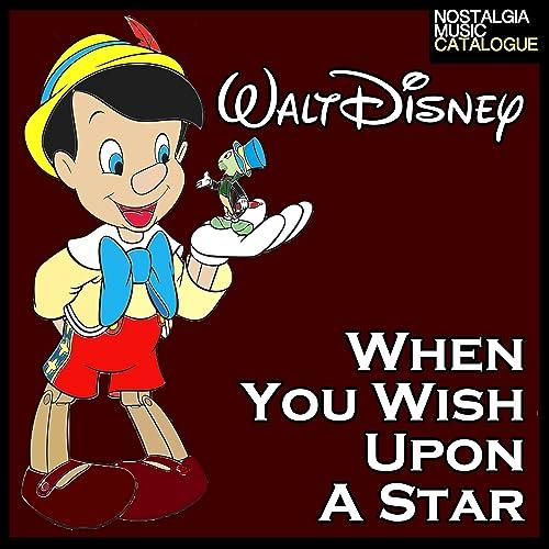 星に願いを(When You Wish Upon A Star) [ピノキオ]