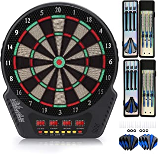 electronic dart board soft tip