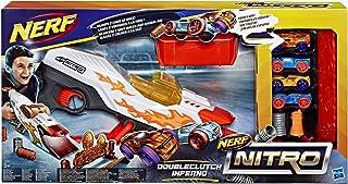 Nerf - Nitro Doubleclutch Inferno Speelset - 1 stuk