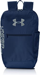 Under Armour Unisex-Adult Backpack, Navy - 1327792-408