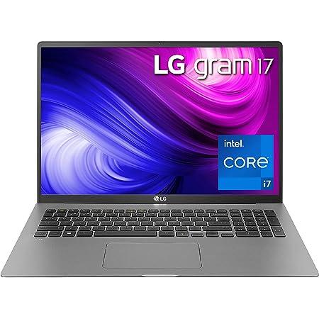 "LG Gram Thin & Light Laptop - 17"" IPS WQXGA (2560 x 1600), Intel 11th Gen Core i7 1165G7 CPU, Intel Iris Xe Graphics, 16GB RAM, 1TB SSD, 19.5 Hour Battery, - 17Z95N-G.AAS8U1"