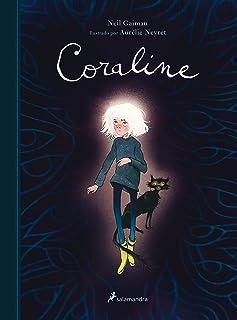 Coraline (edición ilustrada) (Juvenil)