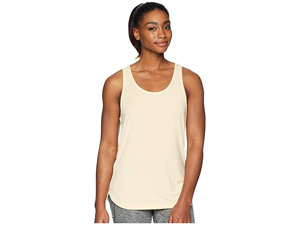 ASICS Flex Tank Top (Apricot Ice Heather) Women