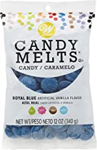Wilton Royal Blue Candy Melts Candy, 12 oz.