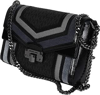 Michael Kors Kinsley Leather Shoulder Crossbody Bag