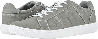 TOMS - Mens Leandro Sneaker, Size: 6.5 D(M) US, Color: Drizzle Grey Canvas