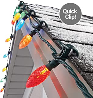 Best quick clips for christmas lights Reviews