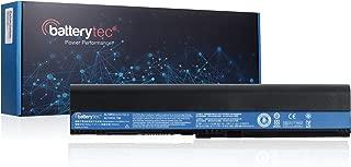 Batterytec Laptop Battery for ACER Aspire One 725 756 V5-171, ACER TravelMate B113 B113M B113-M, ACER C7 C710 Chromebook, AL12X32 AL12A31 AL12B31 AL12B32. [11.1V 4400mAh, 1 Year Warranty]