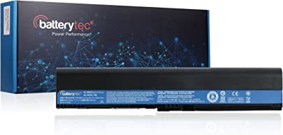 Batterytec  Laptop Akku f r ACER Aspire One 725 756 V5-171  ACER TravelMate B113 B113M B113-M  ACER C7 C710 Chromebook  AL12X32 AL12A31 AL12B31 AL12B32   11 1V 4400mAh  12 Monate Herstellergarantie