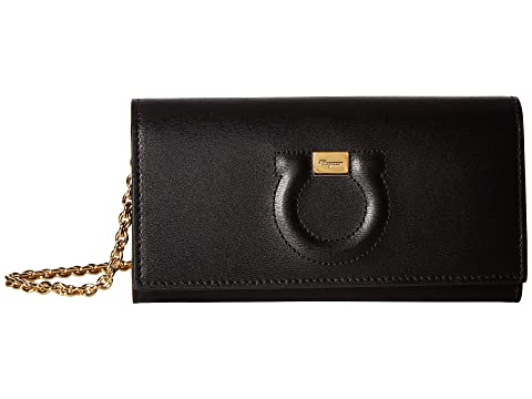 Salvatore Ferragamo Gancio Wallet On Chain