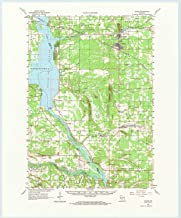 map barron county wisconsin