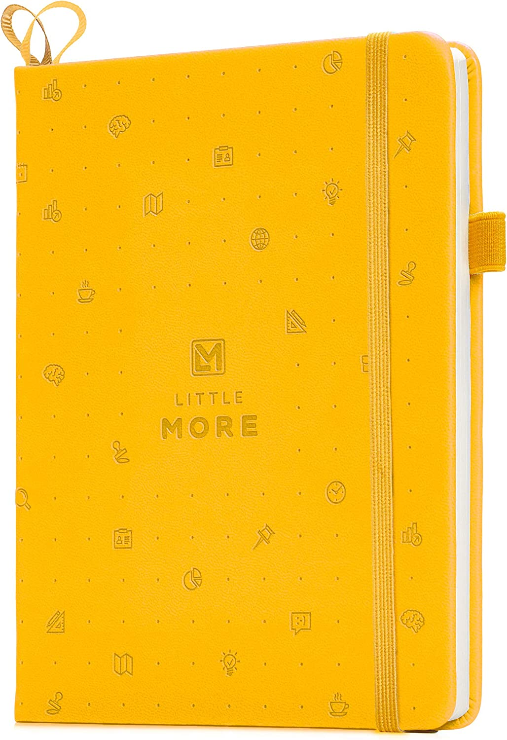 Little More Dot Grid Notebook - Dotted San Diego Mall Hardcove Journal Max 63% OFF