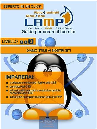LAMP: guida per creare il tuo sito. Livello 3 (Esperto in un click)