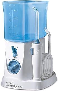 Waterpik WP250UK - Irrigador dental, color blanco [Importado de Inglaterra]