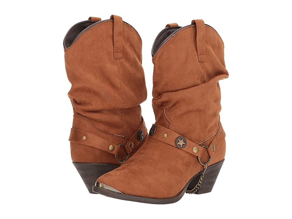 Dingo Camilla (Rust) Cowboy Boots