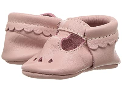 Freshly Picked Soft Sole Mary Jane (Infant/Toddler) (Blush) Girl