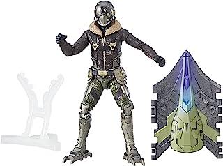 Marvel Legends Spider-Man Vulture Action Figure (Build Vulture's Flight Gear), 6 Inches