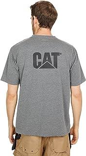Caterpillar Men's Trademark T-Shirt (Regular and Big & Tall Sizes)