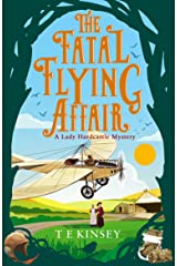 The Fatal Flying Affair (A Lady Hardcastle Mystery Book 7) (English Edition) Format Kindle