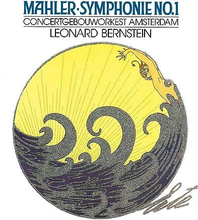 MAHLER: SYMPHONY NO.1 IN D MAJOR [LP] [12 inch Analog]