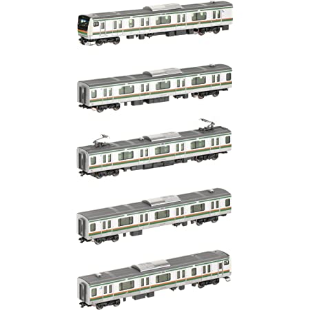 KATO Nゲージ E233系 3000番台 東海道線・上野東京ライン 付属 5両セット 10-1270 鉄道模型 電車