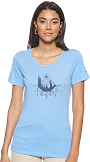 Columbia Women's Mt. Columbia Tee Tees And T-Shirts