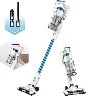 Eureka RapidClean Pro Lightweight Cordless Vacuum Cleaner, High Efficiency Powerful Digital Motor LED Headlights, Convenie...