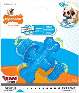 Nylabone Power Chew Durable Dog Toy, Beef,