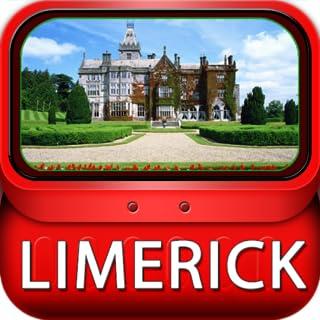 Limerick Offline Map Travel Guide (Kindle Tablet Edition)